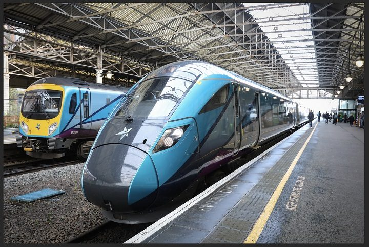 The show goes behind the scenes at TransPennine Express
