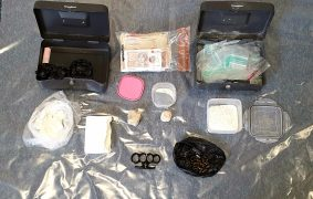 A significant amount of class A drugs were seized by the neighbourhood police team.