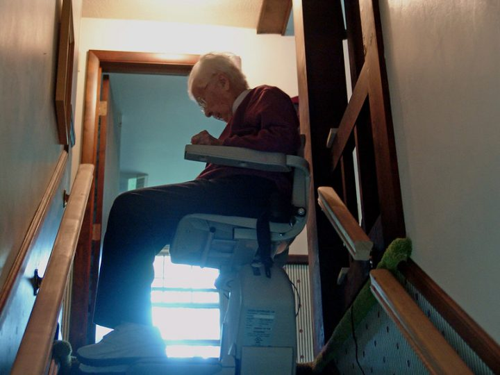 Preston City Council will organise a contract for stairlifts and other lifting equipment.