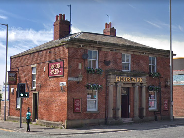 Moor Park pub