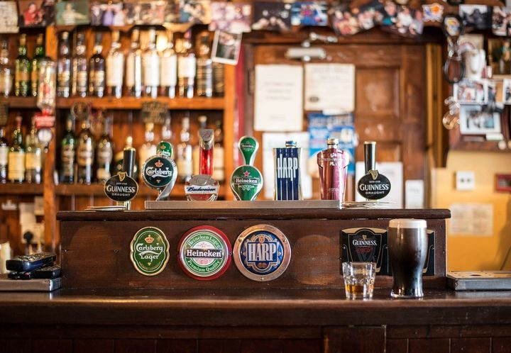 Pubs and bars will begin to re-open from Saturday (July 4).