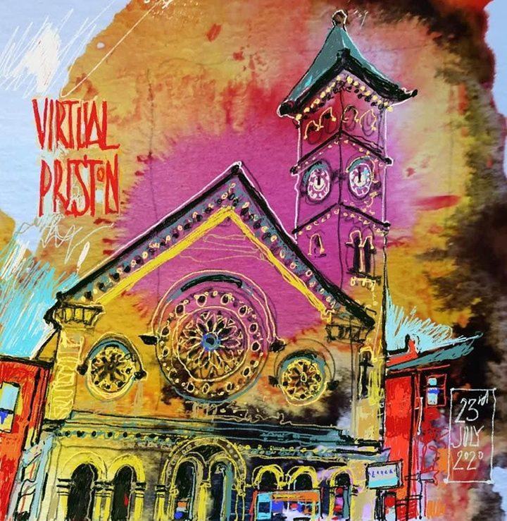 Sketch of Bistrot Pierre