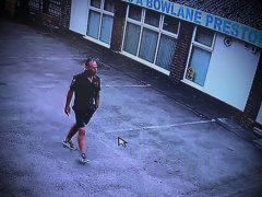 CCTV of male one