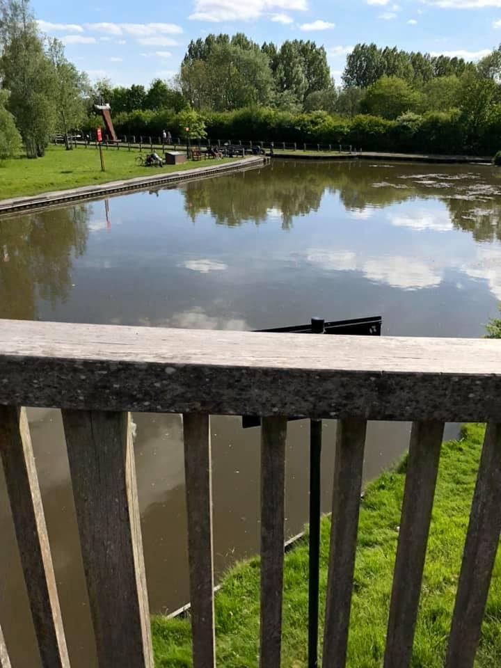 Lancaster Canal Pic: Lorna Jane Ward