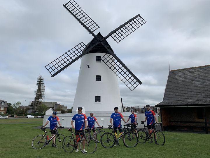 Leyland to Lytham cycle challenge