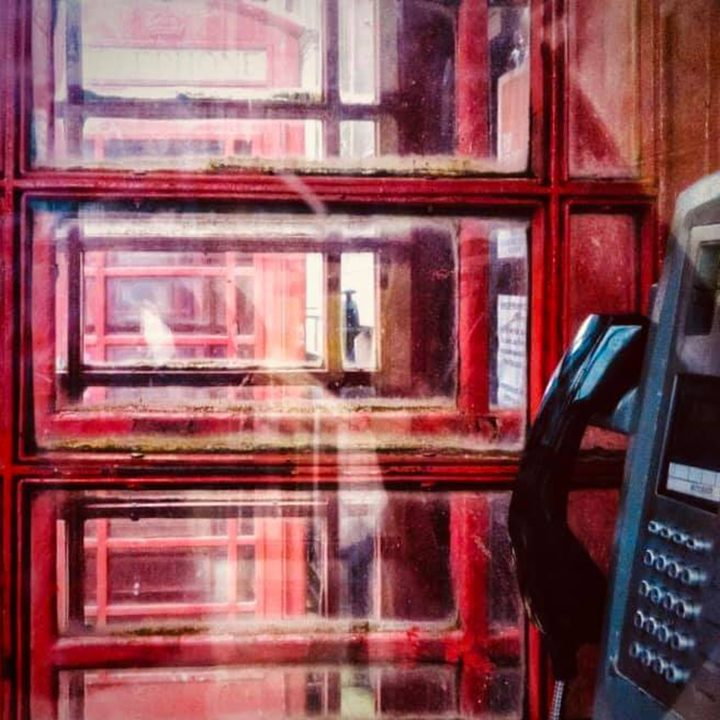 Phone boxes Pic: Nancy Lisa Barrett Photography