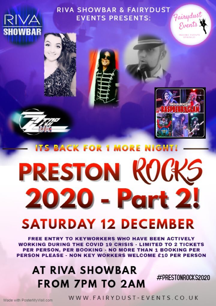 Preston Rocks - Part 2