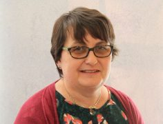 UCLan's Carol Wallace, Professor of Food Safety Management Systems.