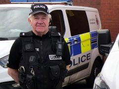 SC Phil Pic: Lancashire Special Constabulary