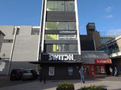Switch: Pic Tony Worrall