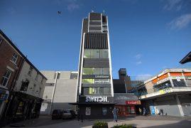 Switch nightclub Pic: Tony Worrall