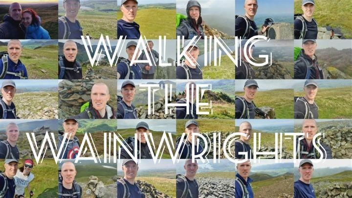 Oliver Gray Walking the Wainwrights