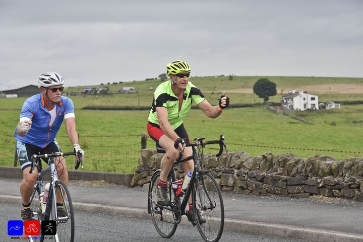Rotary Group of Longridge and North Preston cycling sportive. Pic: Epic Events