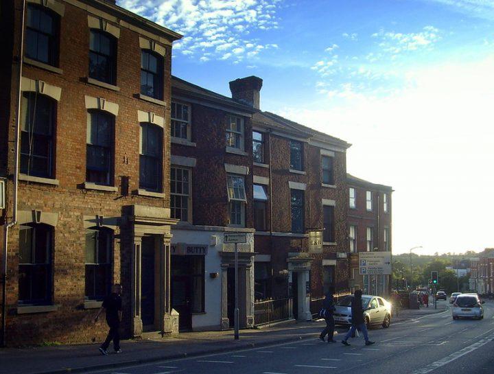 Fishergate Hill. Pic: Tony Worrall