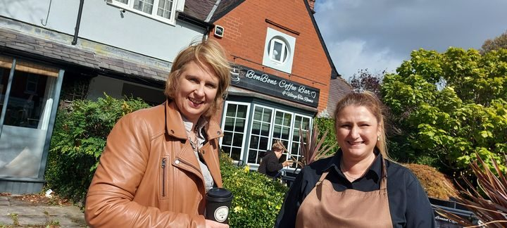 MP for South Ribble, Katherine Fletcher, is backing a campaign that aims to encourage residents in Penwortham to shop and dine locally