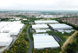Plans Submitted for New Central Lancashire Logistics Hub