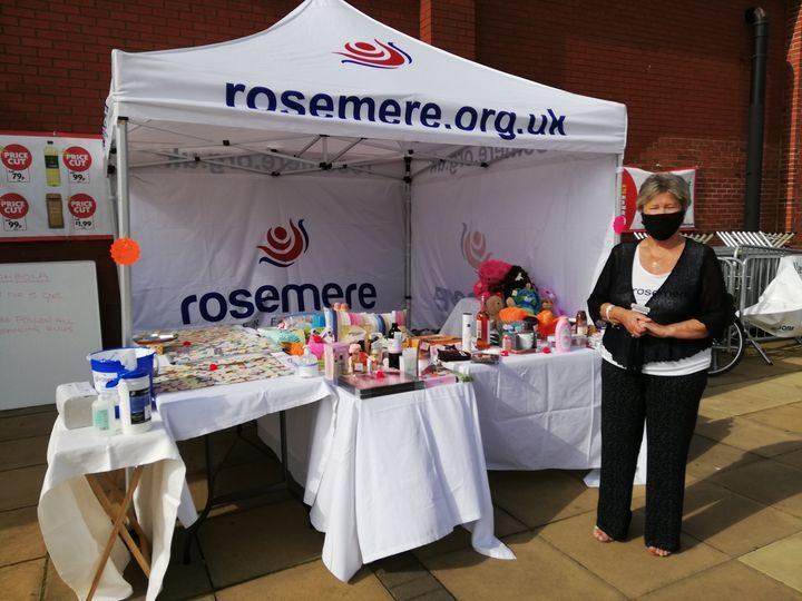 Tombola trialled at Bamber Bridge fundraiser