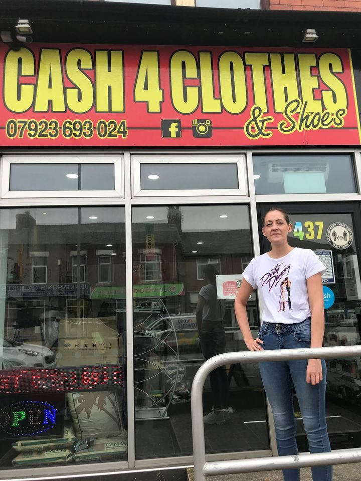 Cash4Clothes in Preston has teamed up with local neonatal and maternity charity Baby Beat