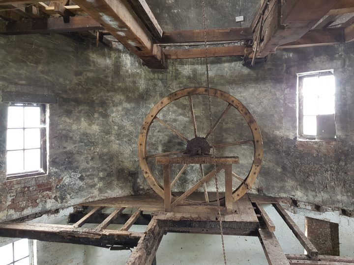 Inside Craggs Mill