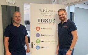The duo have launched four brands under the LUXUS umbrella during lockdown