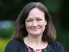 Lynn Kelly, chief executive of St Catherine's Hospice
