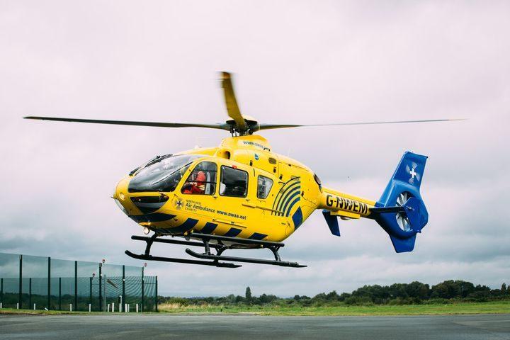 National Air Ambulance Week runs from 7 - 13 September