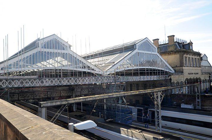 Preston Station Pic: Donna Clifford