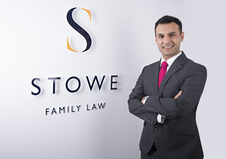 Kaleel Anwar, Stowe Family Law. Pic: Stowe Family Law
