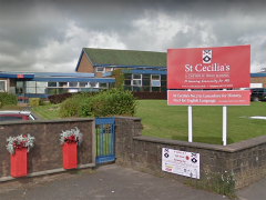 St Cecilia's Roman Catholic High School Pic: Google