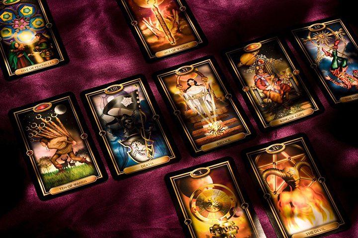 Tarot Cards Pic: Geraldine Dukes from Pixabay