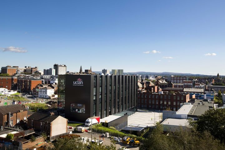 UCLan Engineering Innovation Centre