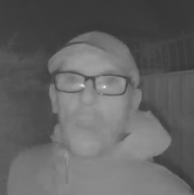 Police believe this man can help with burglary enquiries
