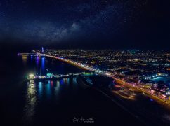 The Blackpool Illuminations Pic: Kevin Haworth
