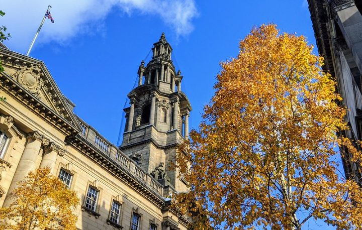 The Sessions House in Preston city centre, part of the Town Hall complex Pic: Tony Worrall