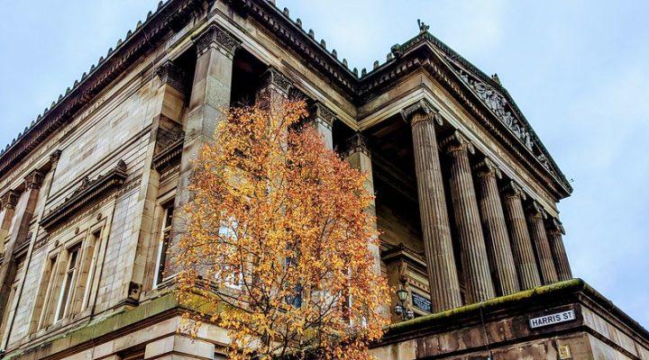 The Harris Museum in Preston city centre Pic: Tony Worrall