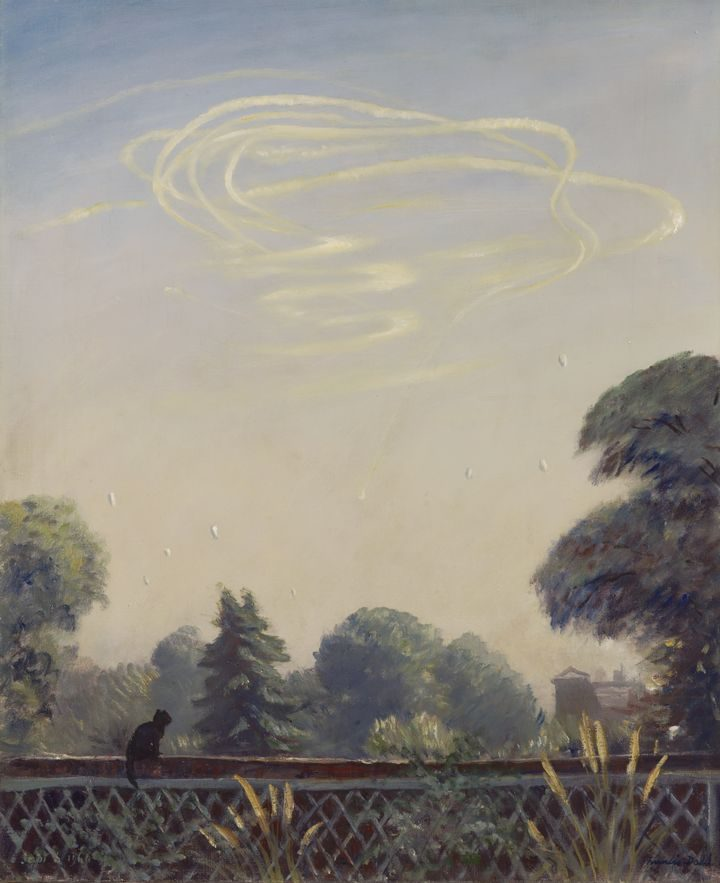 Imperial War Museum artwork will be on display