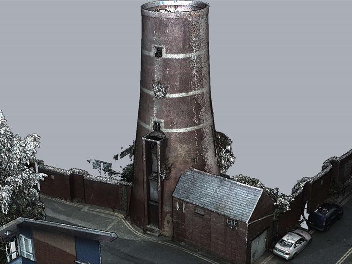 Craggs Mill exterior Pic: The CAD Room Ltd