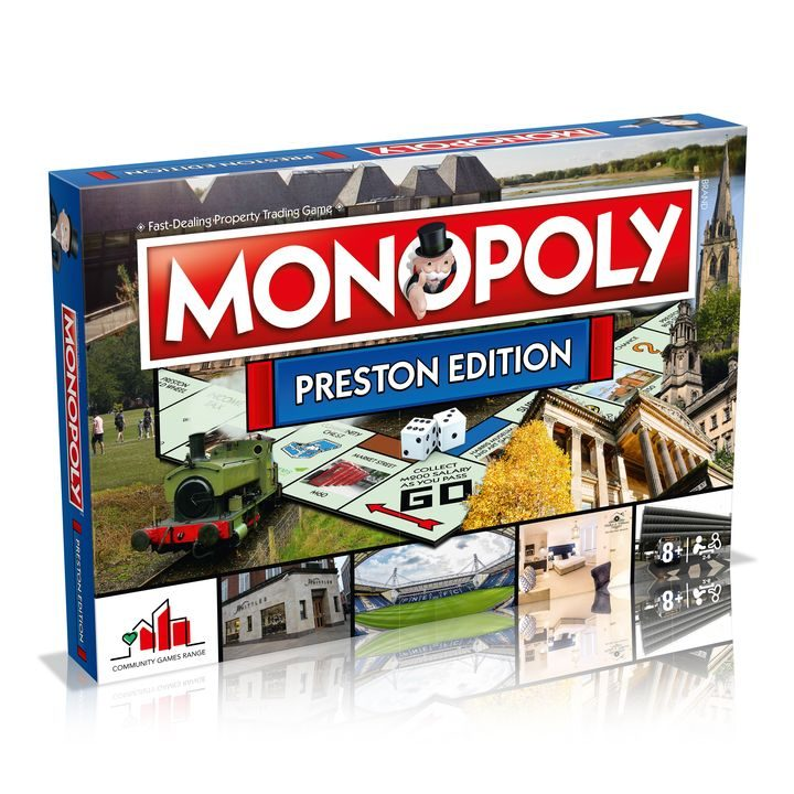 Preston Monopoly was released today