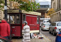 The Hot Potato Tram. Pic: Tony Worrall