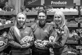 Fresh & Fruity- Alan, Tracy & Becky Taylor