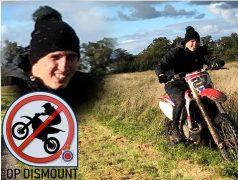 Motorcyclist caught speeding on the Guild Wheel Pic: Preston Police