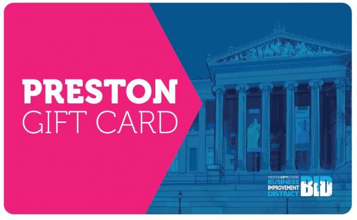 Preston Gift Card