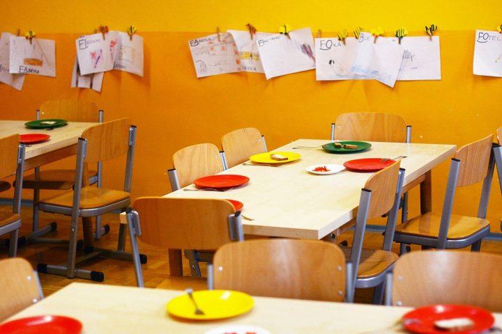 School canteen. Pic: Katrina_S Pixabay