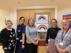 A new clinic has been set up to support mums who have lost babies at Royal Preston Hospital
