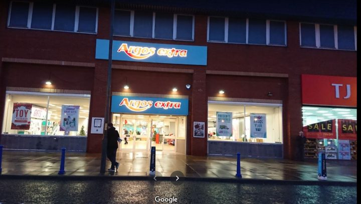 Fishergate Argos is permanently closed