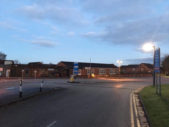 Planning application for former Sharoe Green neuro-rehabilitation centre. Pic: Blog Preston