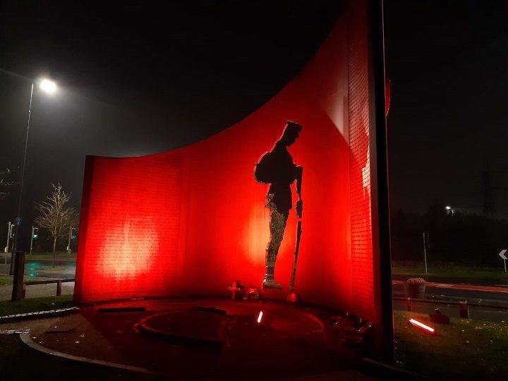War memorial at Lostock Hall Pic: South Ribble Borough Council