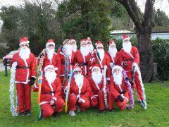 Last years santa dash