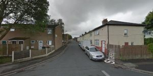 Shakespeare Road was one of the areas where incidents took place within the space of a week Pic: Google