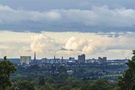 Preston skyline Pic: Mick Gardner